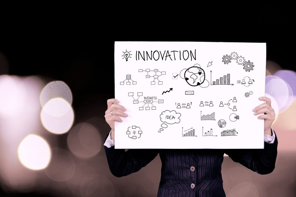 Innowacyjność kluczem do sukcesu